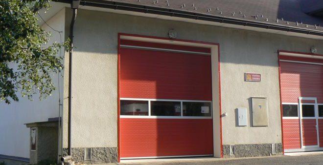 Naše hasičárna